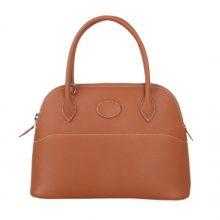 Hermès(爱马仕)Bolide 保龄球包 金棕色 epsom皮