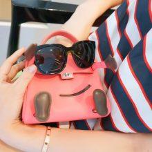 Hermès(爱马仕)kelly doll 娃娃包 唇膏粉 swift皮