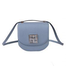 Hermès(爱马仕)马赛克 挎包 冰川蓝 EP皮 银扣