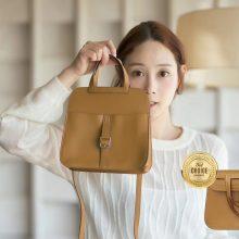 Hermès(爱马仕)Halzan mini 金棕色 swift