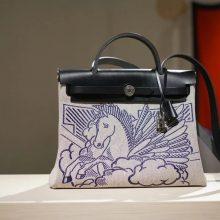Hermès(爱马仕)全球限量款 飞马 herbag 31cm